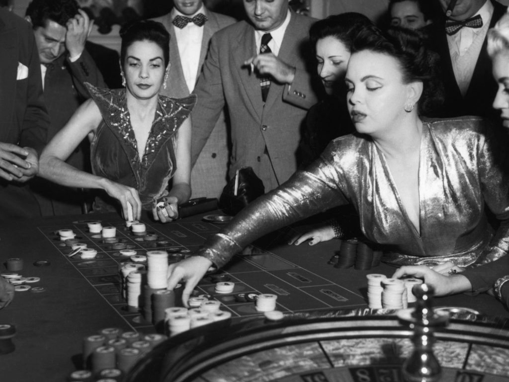 Famous female gamblers in history